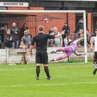 Bamber Bridge 1 - 1 Atherton Collieries (28 April 2018)