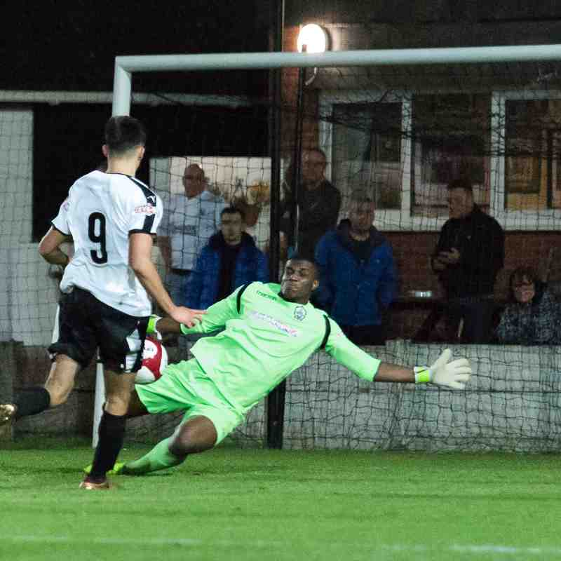 Bamber Bridge 2 -1 Mossley (18/09/18)