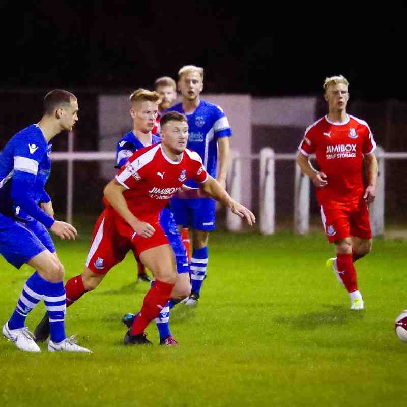 Daisy Hill v Bamber Bridge (01/10/18)