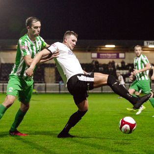 Bamber Bridge 3 - 1 North Ferriby (9 Oct 2018)