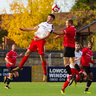 Hyde United 3 - 0 Bamber Bridge (28/10/18)