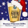 Christmas Quiz Night & Jacob's Join