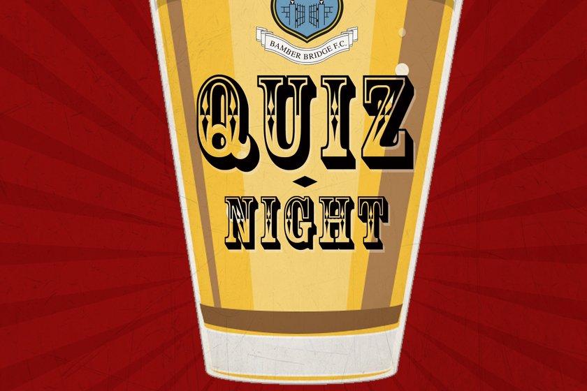 Pub Quiz Night - Wednesday 23 January (Free Event)