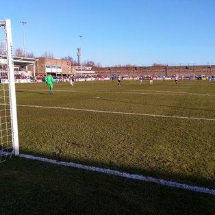 South Shields 3 - 3 Bamber Bridge