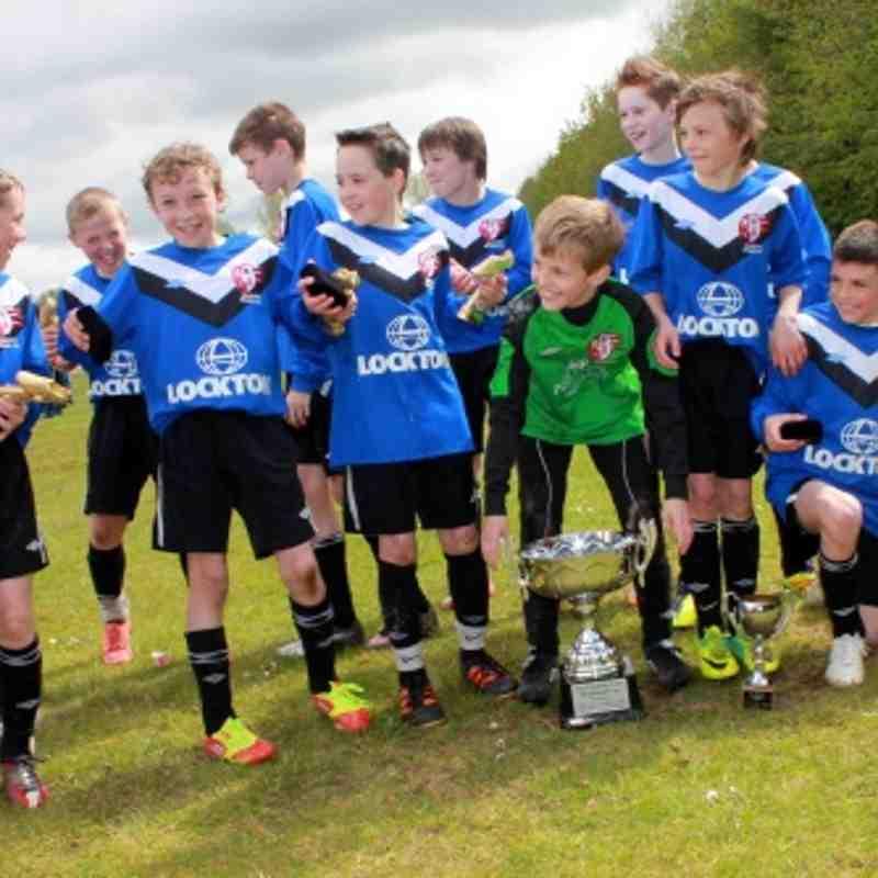 2001's v Hillsborough Boys (LL Cup Final) 12 May 2012