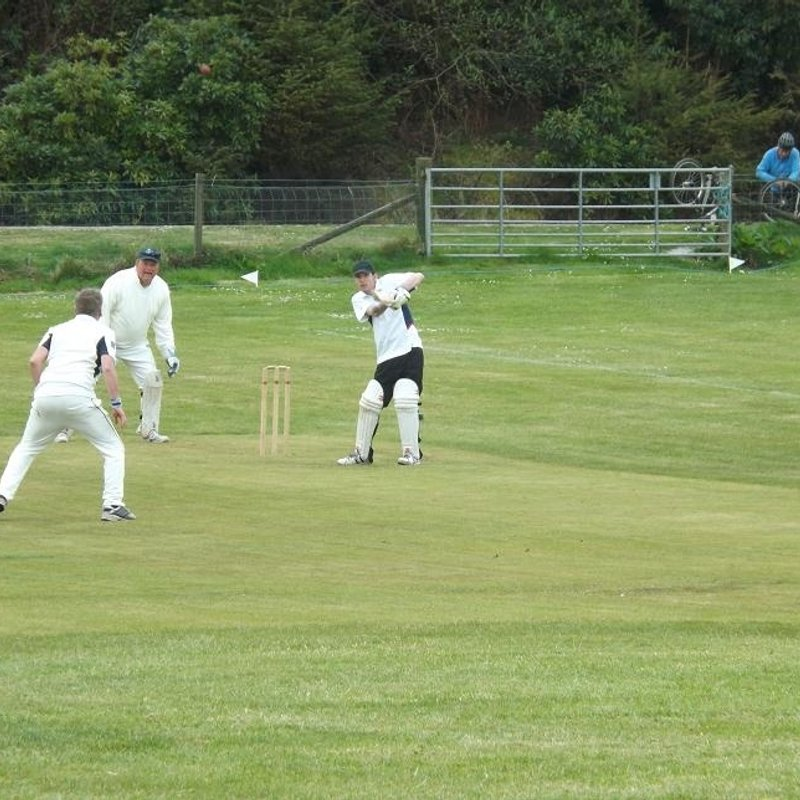 1st XI v Carradale CC - 8th May 2016