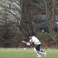 1st XI v Fort William - 17th April 2016