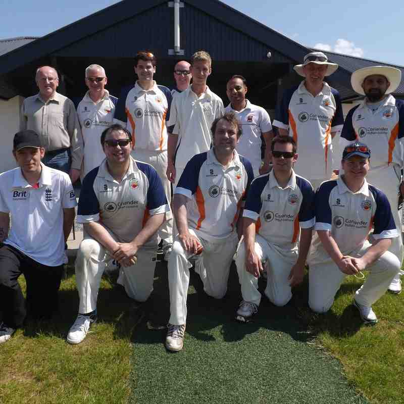 1st XI v Callander CC - 5th June 2016