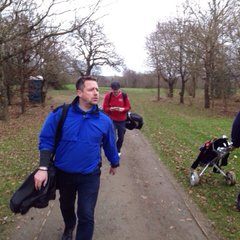 WCFC Golf Society Day 22nd December 2014