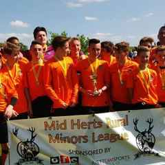 King George Under 15s Triumph in the MHRML Divisional Cup