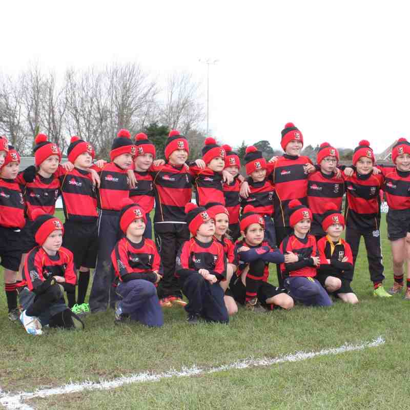 Aggie Tigers @ Cornish Pirates 2014