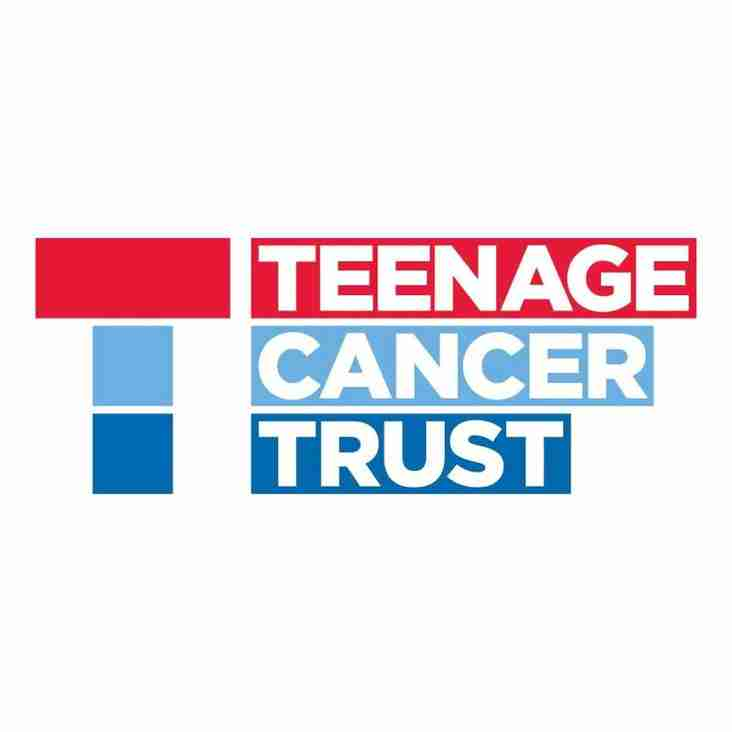 The Teenage Cancer Trust.