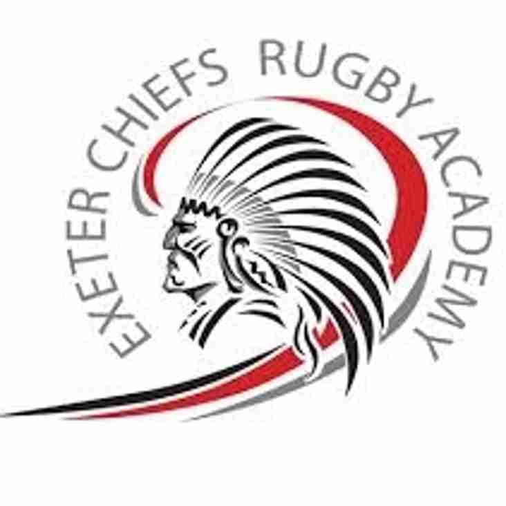 U12 (Year 7 September 2016) Cornwall Rugby Developing Players Programme (DPP) sessions.