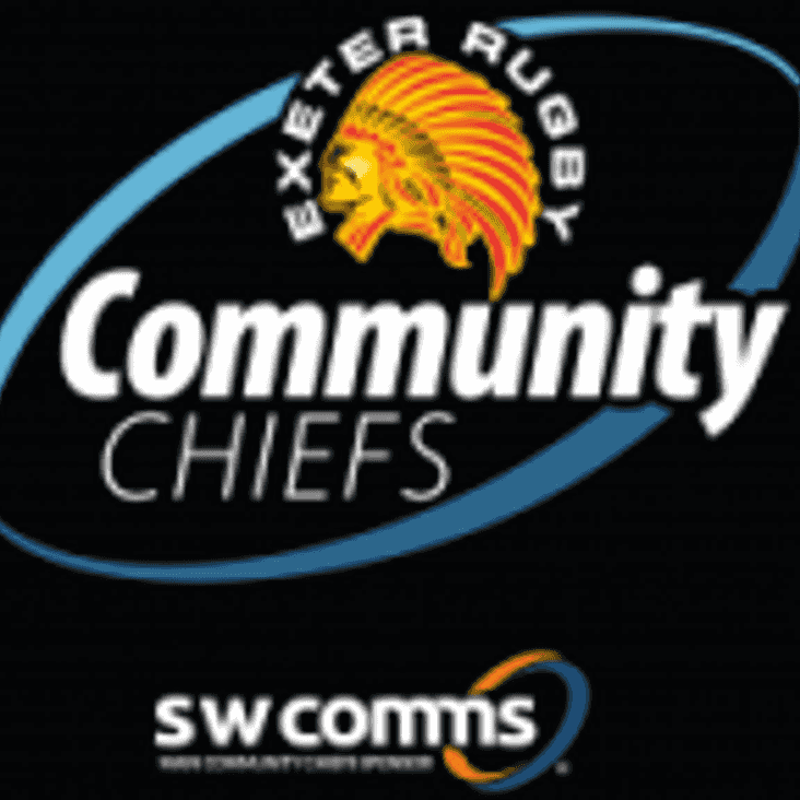 EXETER CHIEFS SUMMER CAMP @ REDRUTH RFC, 31/08/2017-01/09/2017