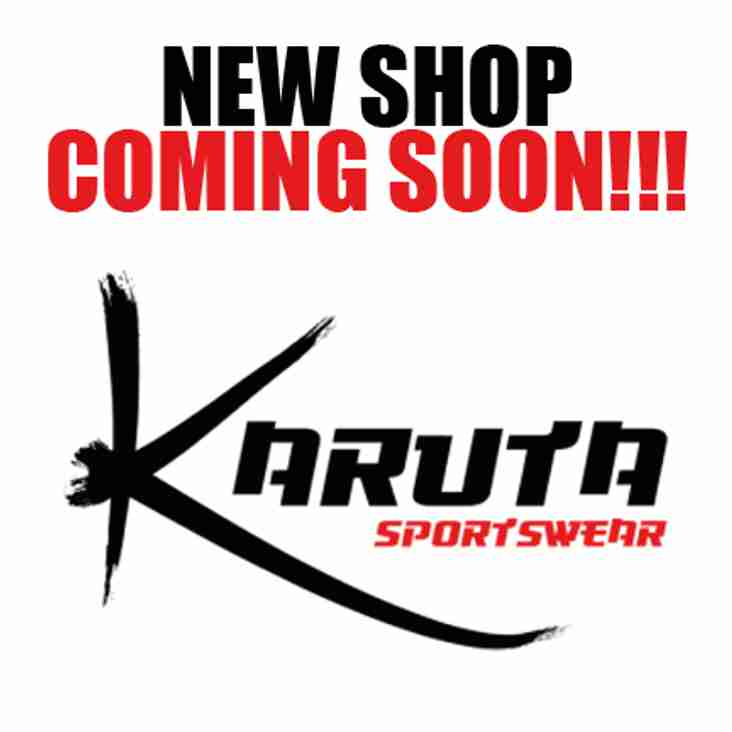 Our Brand new online Shop is here!!!