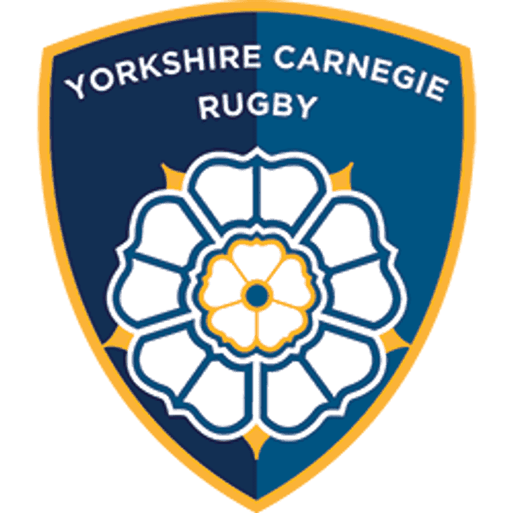 Yorkshire Carnegie come to Pontefract RUFC