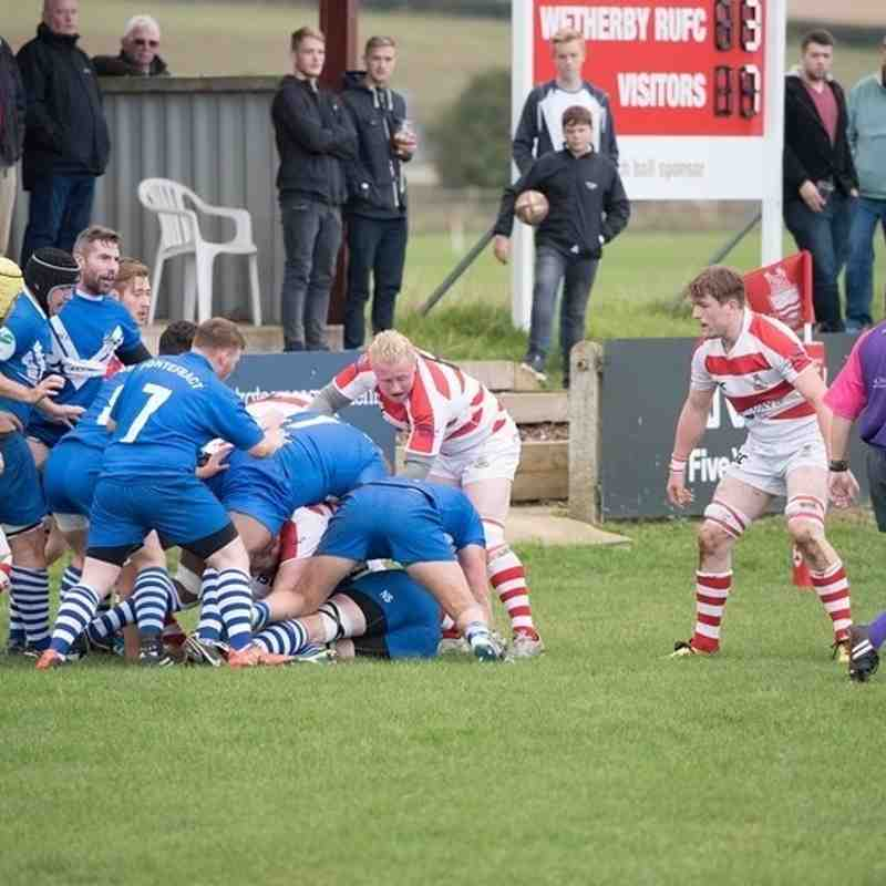 Wetherby RUFC V Pontefract RUFC 16/17