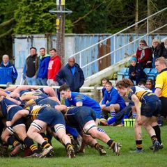 Yorkshire Shield Semi Final 16/17  Pontefract V Brid