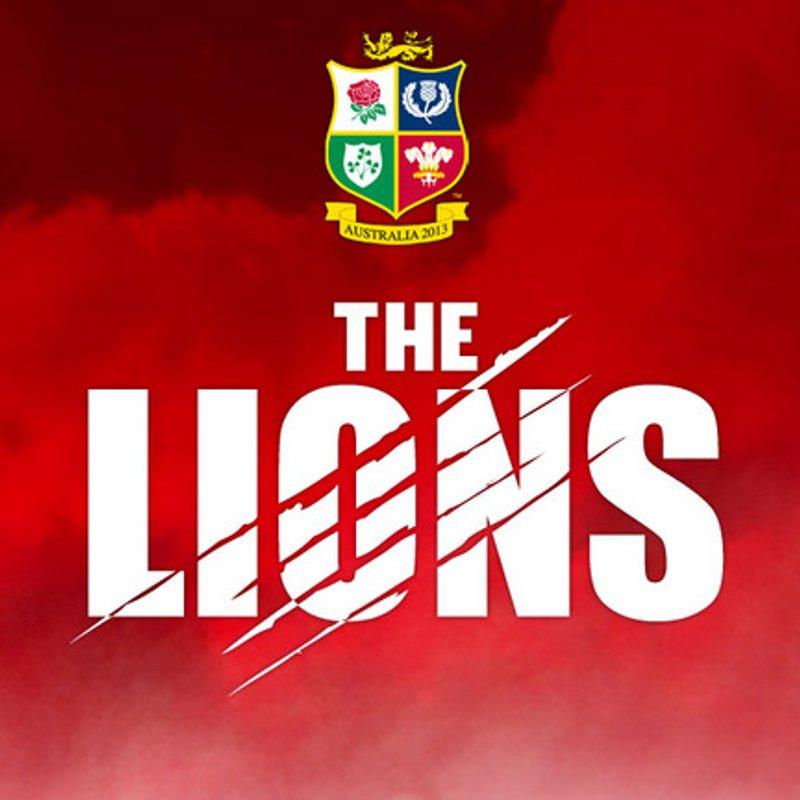 Third Lions Test