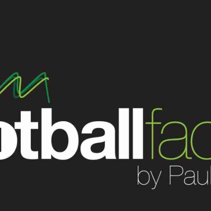 Sponsor of the week - A1 Football Factory
