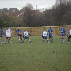 2nds V Castleford 2nds