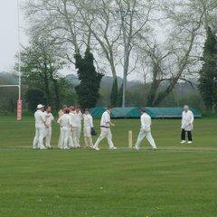 Wirral 1st XI vs Wilmslow Wayfarers