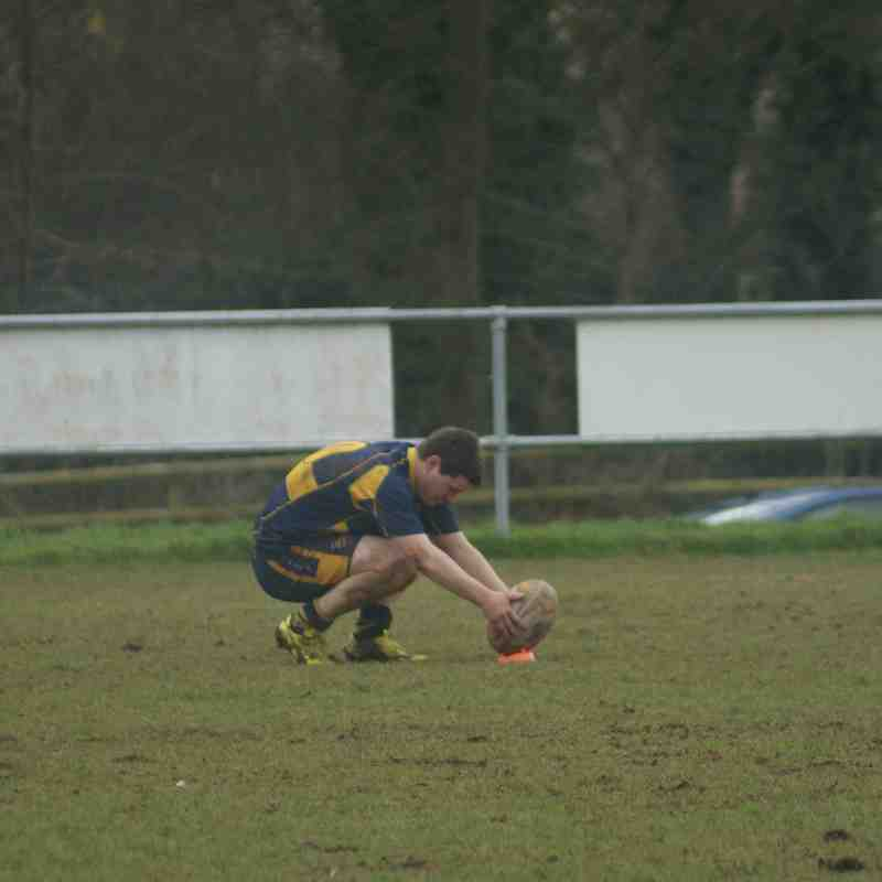 1st XV v Bromyard - 4th April 2015