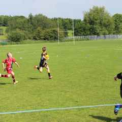 Under 8's vs Langworthy Reds