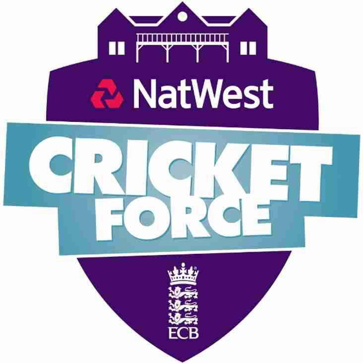 Cricket Force 2016 - 1st to 3rd April (10 days to go)