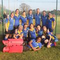 Sonning Ladies 3s vs. Wallingford Ladies 3's