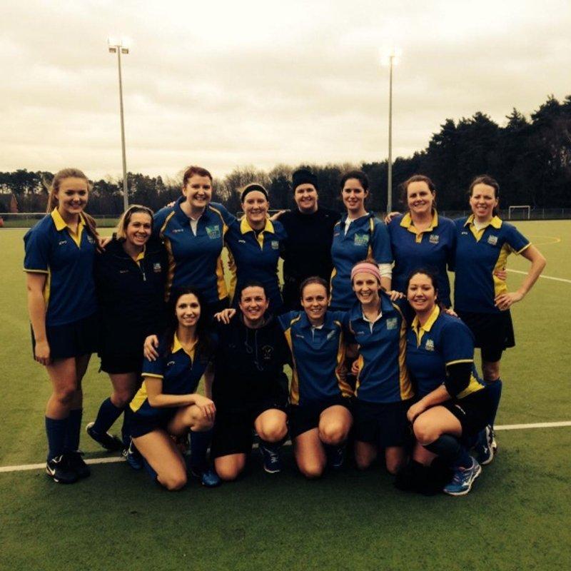 Ladies 4th XI beat Oxford 6 0 - 3