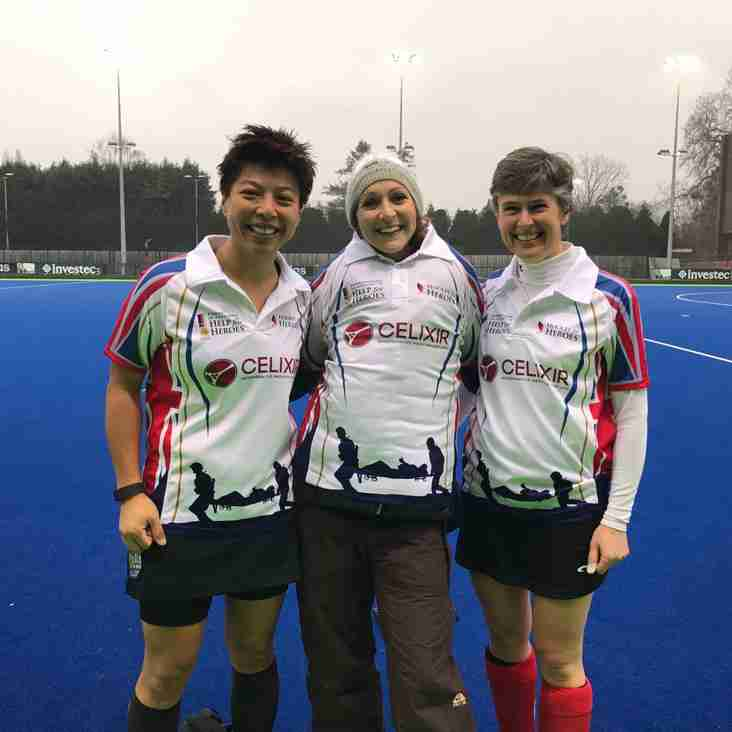 SHC Ladies selected for Hockey for Heroes 2017 Squad