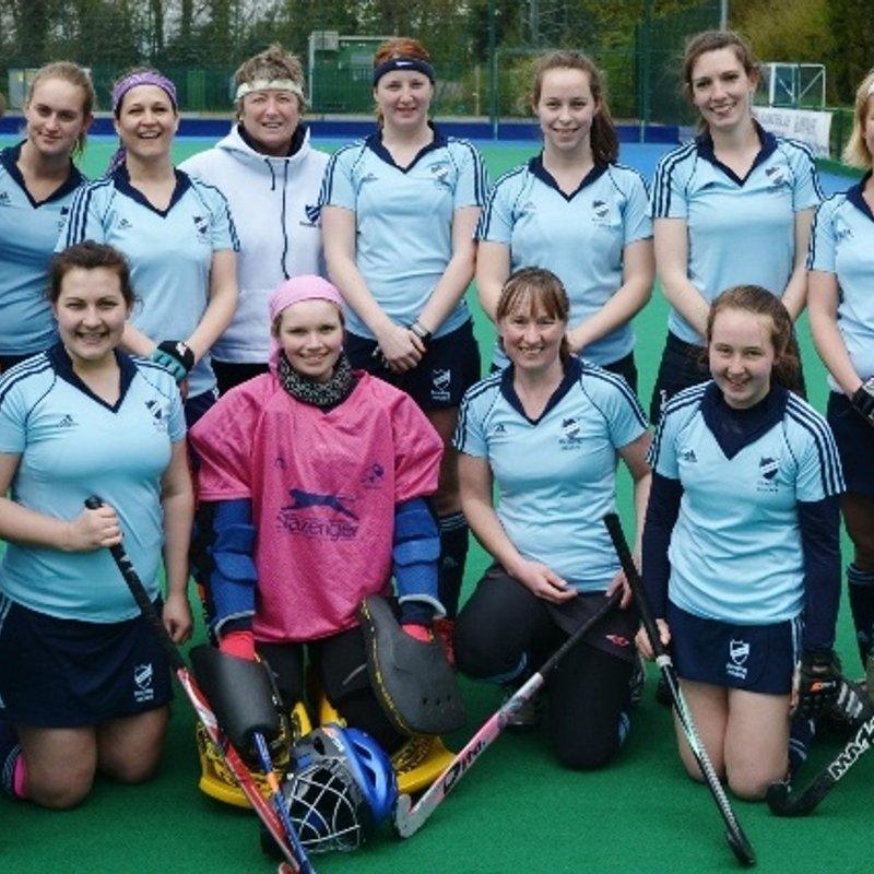 Selection published: Ladies 3 vs Milton Keynes Ladies 2s