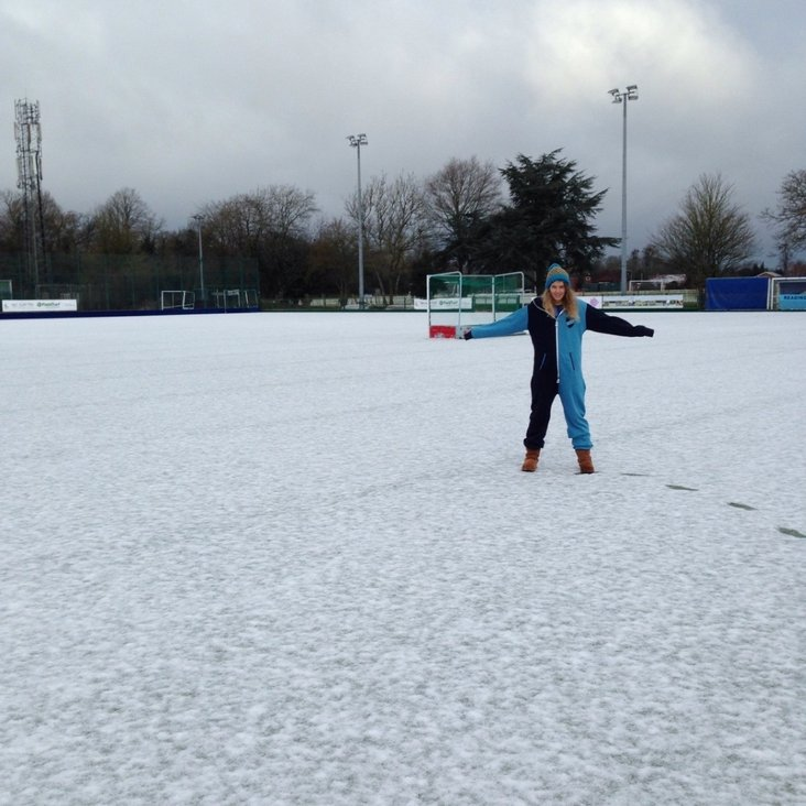 Colts activity today is cancelled due to snow<