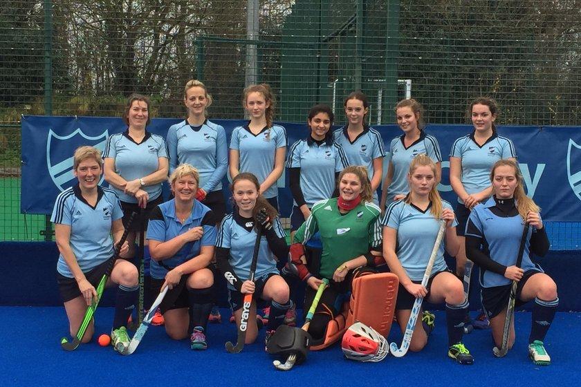 Reading Ladies 3A vs. Buckingham Ladies 3rds
