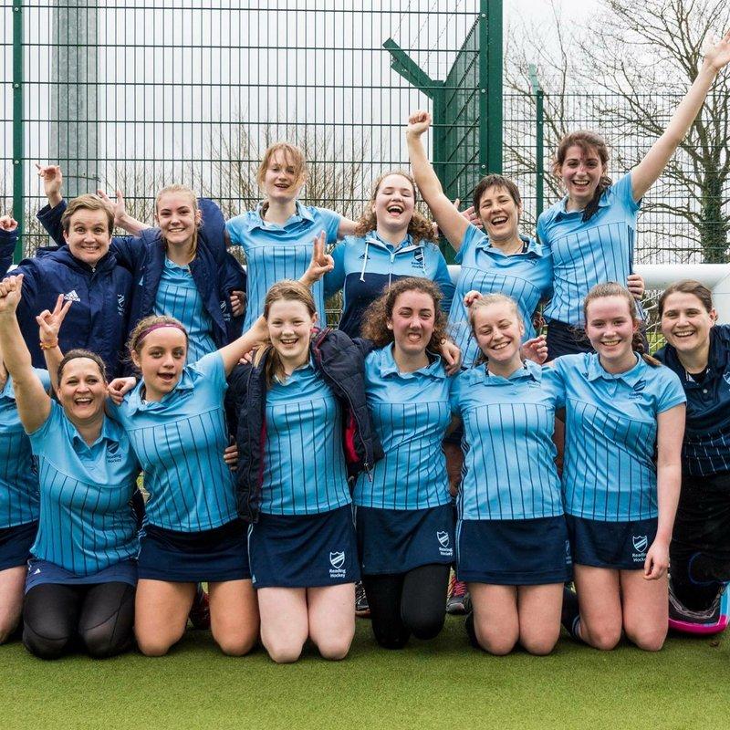 Reading Rebels vs. Oxford Ladies 5s