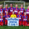 Under 12 Belles beat Bolton Woods 6 - 2