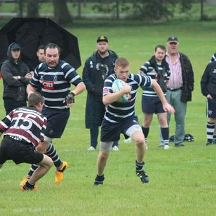 Combe Start with a bang