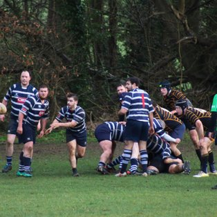 MATCH REPORT Nomads 31 HSBC 25