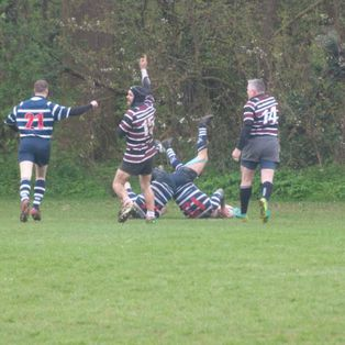*********************Match Report**Nomads 48  Old Beccs 15***********************
