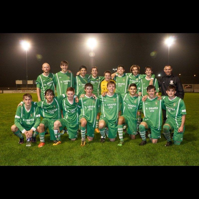 Academy beat Bury FC Floodlit 4 - 0