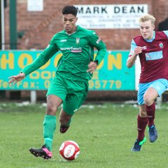 Burscough FC Vs Colwyn Bay 19-11-16 by Marc Taylor Photography