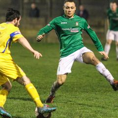 Burscough FC Vs Scarborough FC