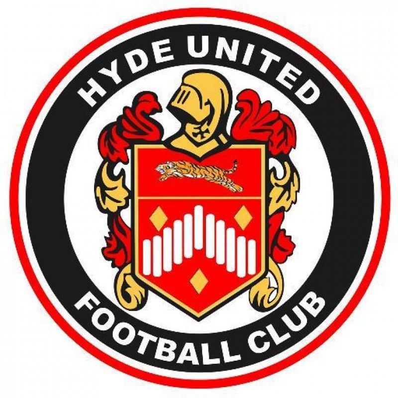 Burscough FC Vs Hyde FC Sat 25th Feb KO 3:00pm