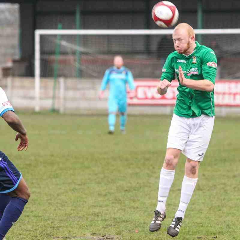 Burscough FC Vs Goole FC