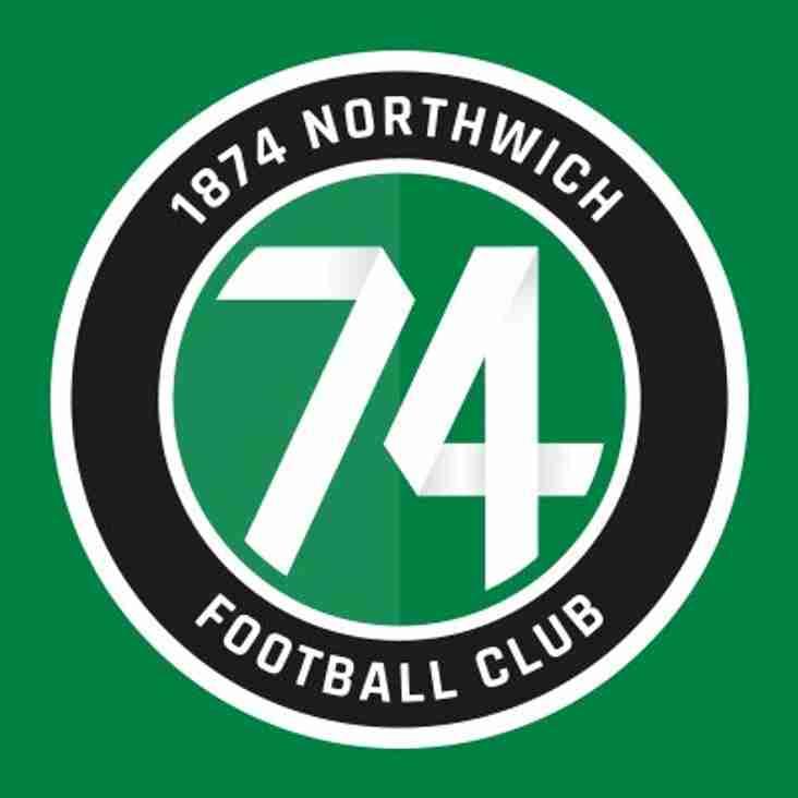 1874 Northwich 3 Vs Burscough 3 AET Burscough won 4-2 on penalties report Neil Leatherbarrow