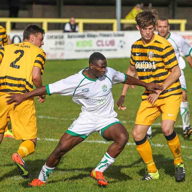 Burscough FC Vs Congleton Town FC