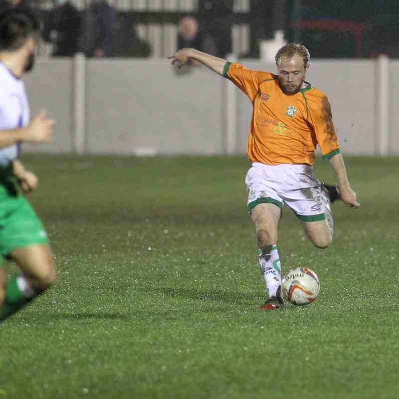 Charnock Richards Vs Burscough FC by Marc Taylor
