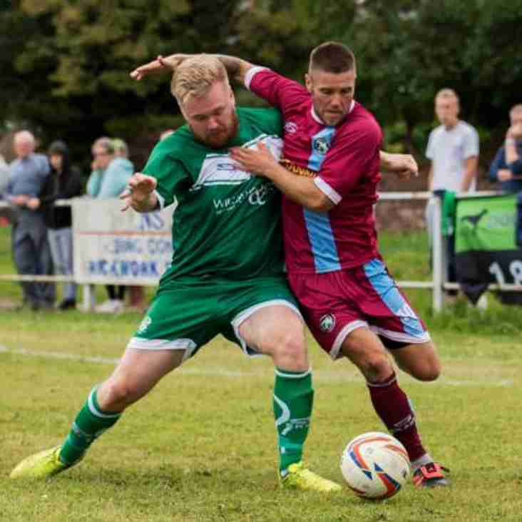 LINNETS TAKEN TO REPLAY IN FA CUP