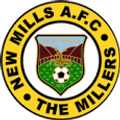 Burscough FC 1st Team beat New Mills 5 - 1